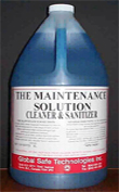 Maintenance Solution 4L Bottle